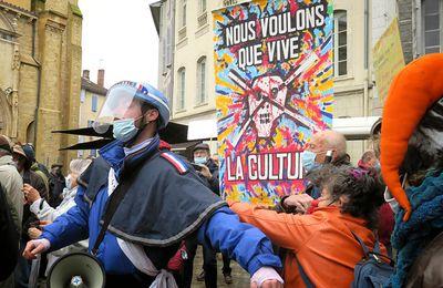 Covid-19 : à Saint-Gaudens, le monde de la Culture en marche pour sa survie !