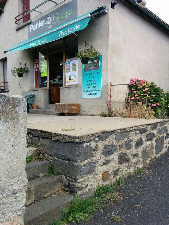On entre en Pays de Saint-Flour