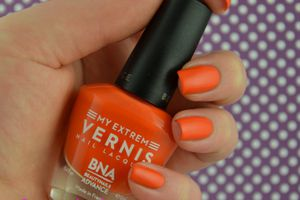 My extrem vernis Tangerine - Beautynails