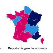 Elections régionales 2015 : la synthèse en carte - Chroniques Cartographiques
