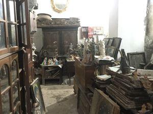 Antiquités à Pondichéry ...