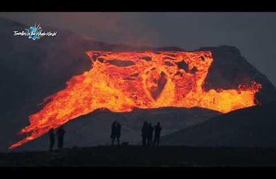 Activité de l'Etna, du Taal - actualité du Nyiragongo et de Fagradalsfjall.