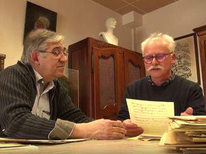 marguerite Gauthier Villars, on lui doit le renouveau des musiques traditionnelles en bourbonnais pour cet inlassable travail de collectes de chansons