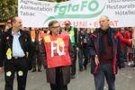 Grève à Carrefour: les syndicats font état d'une très forte mobilisation