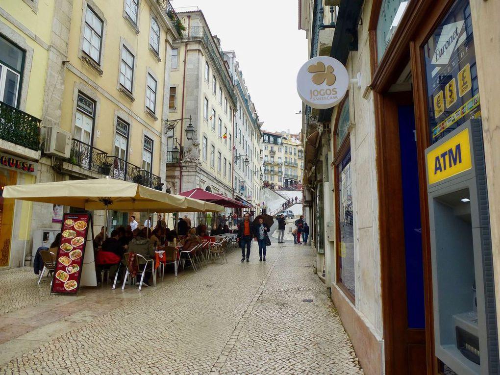 Arrivée à Lisbonne