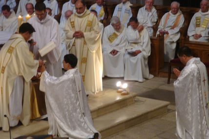 Mon célibat de prêtre … votre fécondité évangélique!