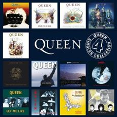QUEEN SINGLES COLLECTION VOL 4 EN PRECOMMANDE!