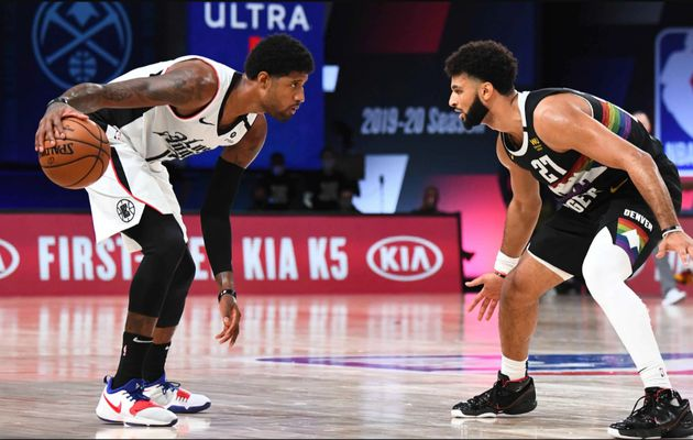 Paul George et Kawhi Leonard mènent les Clippers à une seconde victoire face à Denver (2-1)