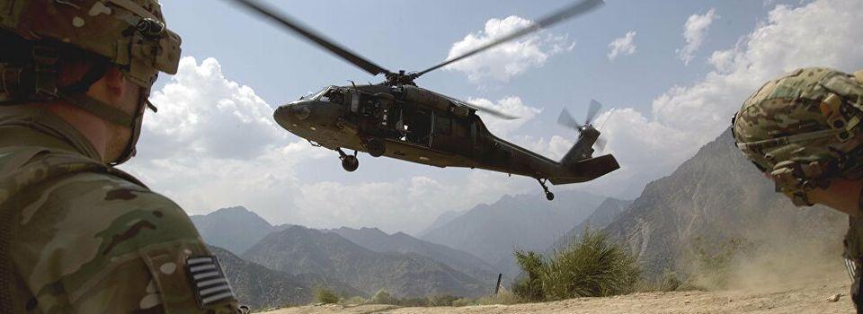 Après avoir tout détruit, les USA se retirent d'Afghanistan