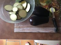 AUBERGINES A L'ITALIENNE