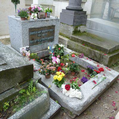cimetière du Père-Lachaise et catacombes