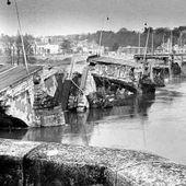 Ponts écroulés et ponts bombardés par Manlio Dinucci - Ça n'empêche pas Nicolas