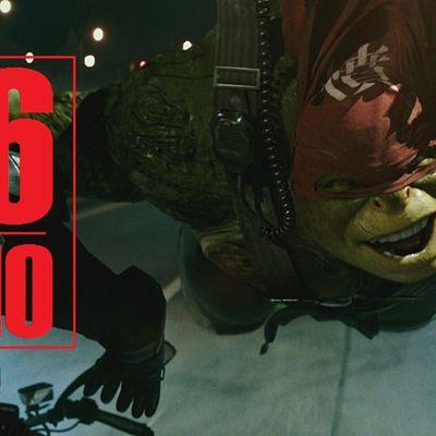 «Ninja Turtles 2» : plutôt divertissant