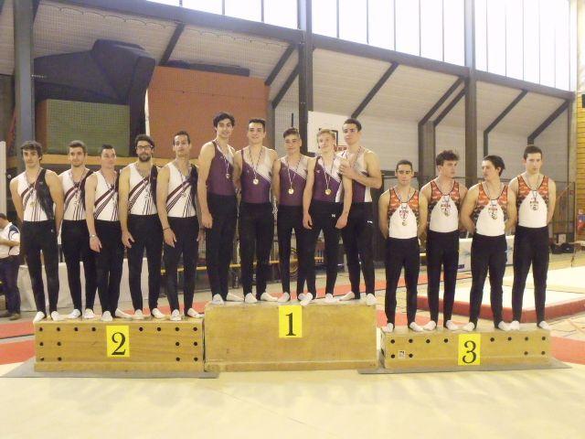 Les gymnastes du CMOV Gymnastique danse et trampoline sont qualifiés pour la finale du championnat de France FFG - Photos : © CMOV Gym