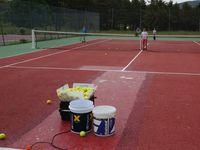 St André les Alpes  : La fête du tennis , une journée réussie