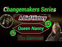 Sankofa Pan African Series - A brief history of queen Nanny of the Maroons
