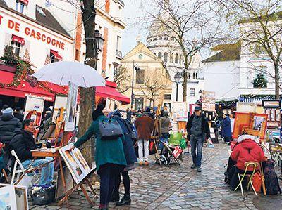 Visiter Montmartre : comment passer un bel après-midi ?