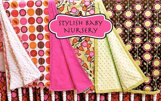 Couture : Tutos Plaid / couverture pour bébé