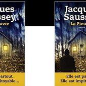 Jacques Saussey : La Pieuvre (Éd.Toucan Noir, 2015) - Le blog de Claude LE NOCHER