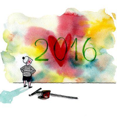2016, des couleurs pour le meilleur