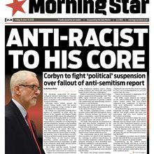 Répression interne chez les travaillistes : Jeremy Corbyn suspendu du parti