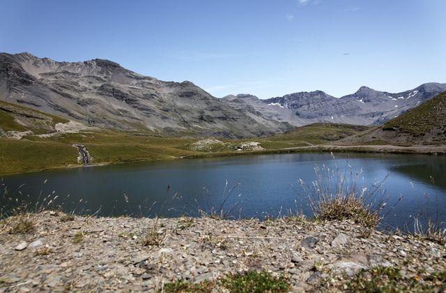 Les lacs d'Orcières