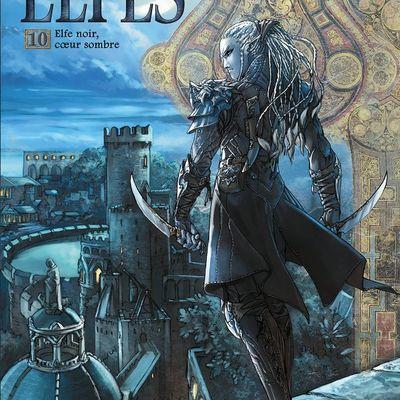 Les elfes - la BD