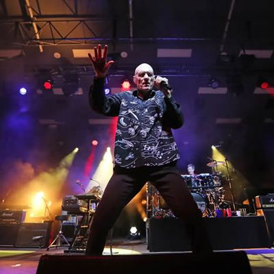 Midnight Oil win Sydney Peace Foundation's gold medal for human rights