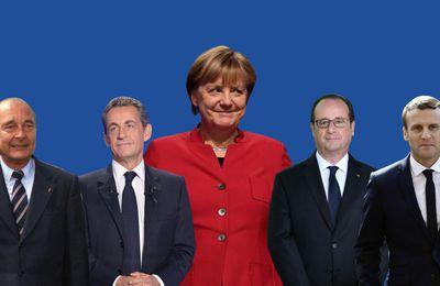 COVID-19 : Chirac, Sarkozy, Hollande, Macron et l'UE... tous responsables