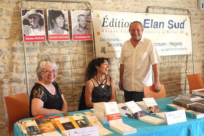 Elan Sud au contact des lecteurs isolés