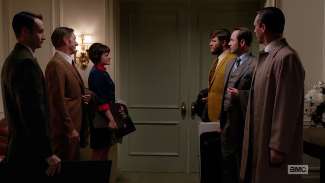 Critiques Séries : Mad Men. Saison 6. Episode 4. To Have and to Hold.