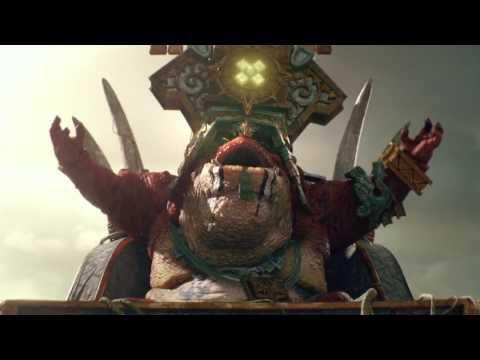 ACTUALITE : #TotalWarWarhammer2 annoncé avec un premier #trailer!