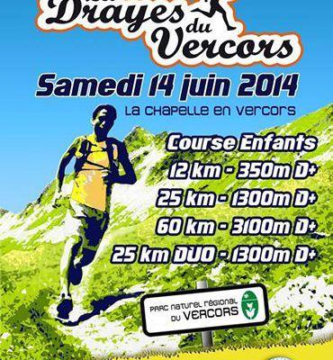Les Drayes du Vercors 60 km 3100 D+