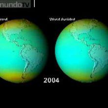 Año 2065 - La Tierra sin capa de Ozono!