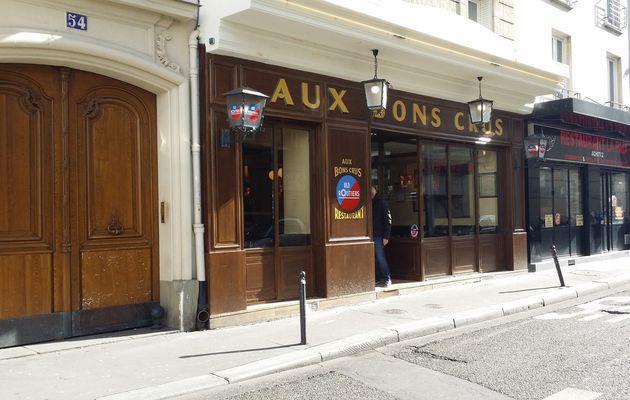 Aux bons crus (Paris 11) : Ce routier est sympa !