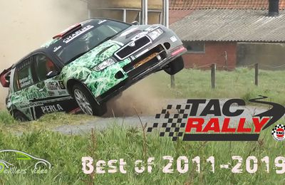 Best Of TAC Rally 2011 - 2019