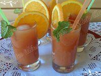 Cocktail vitaminé à base de cornouille