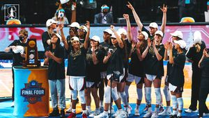 NCAA : L'Université de Stanford remporte le tournoi de basketball féminin