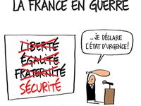 MIEUX PROTEGER LES FRANÇAIS ? L'ETAT D'URGENCE EN QUESTIONS