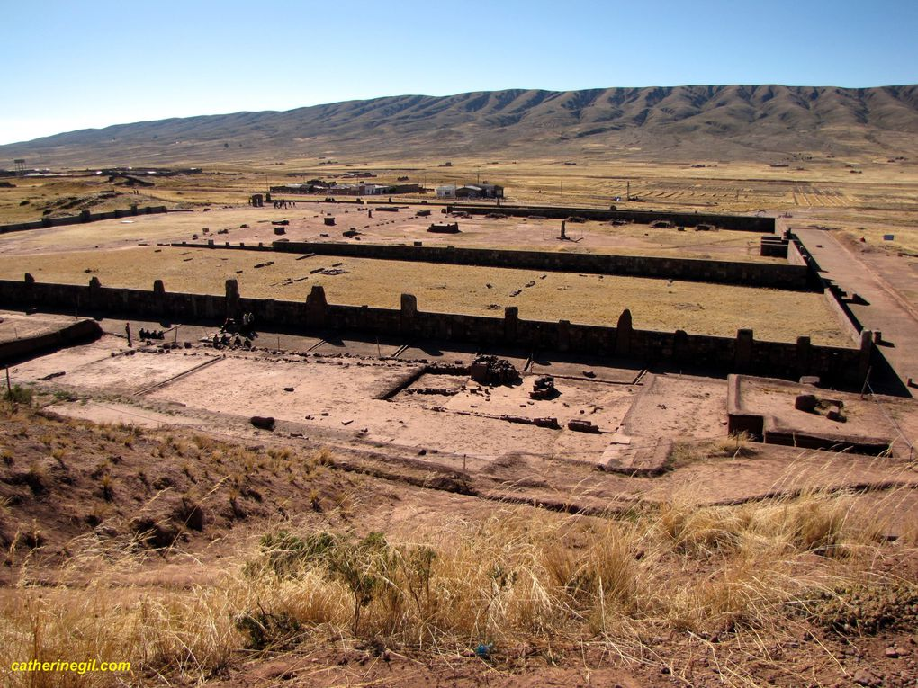 Album - Bolivie-Tiwanaku