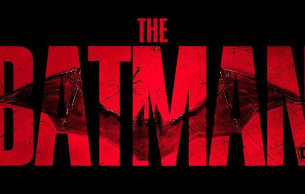 The Batman : logo officiel et affiche concept art