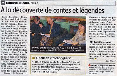 """""""L'Eure-de-lire"""" des contes"""