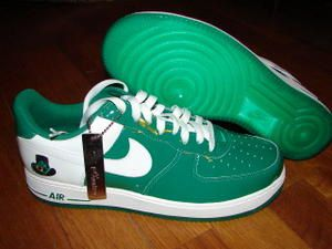 Air Force 1 Premium St Patrick Day