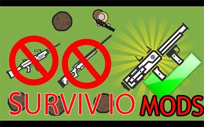 Surviv.io Mods 2020