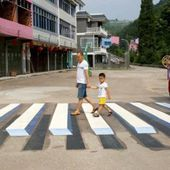 Crossing lines: Art & traffic safety in Montreal