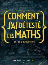 """L'incontournable film """" Comment j'ai détesté les maths """""""