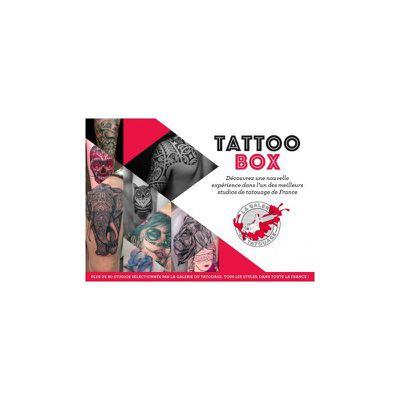 Offrir un tatouage via une box