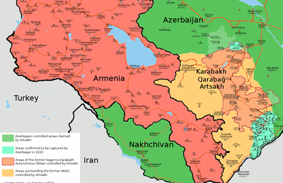 Conflit du Haut-Karabakh : comprendre pourquoi