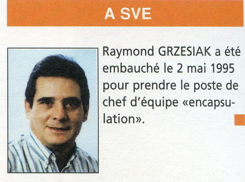 Album - la Société S.V.E à Noyon (Oise)