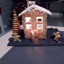 Maison de Noël 4